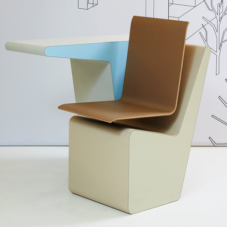 #006 SideSeat by Studio Makkink & Bey for Proof