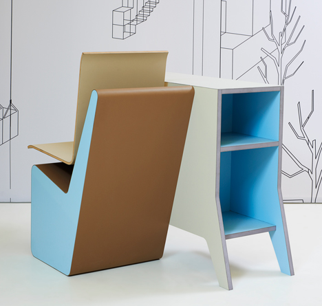 006 SideSeat by Studio Makkink and Bey for PROOFF