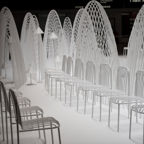 80 Sheets of Mountains by Nendo