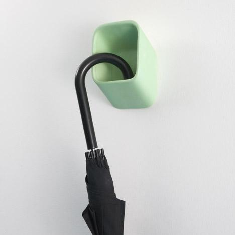 Angolo hooks by Sébastien Cordoléoni for Moustache