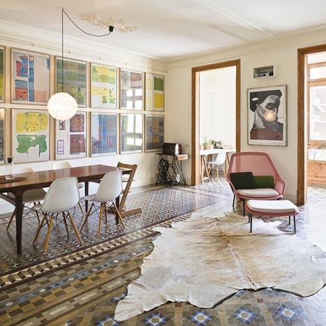 dezeen_Apartment Refurbishment in Consell de Cent by Bach Arquitectes_1sq