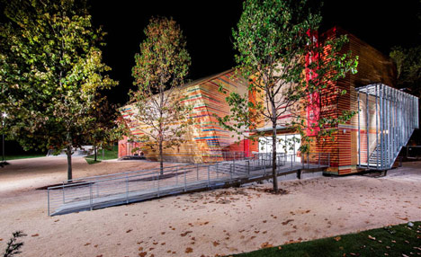 Auditorium Aquila by Renzo Piano Building Workshop