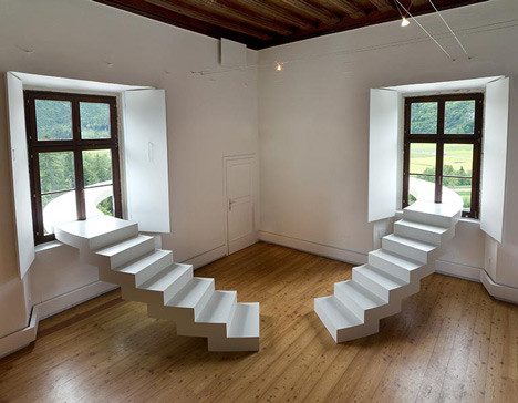 Beautiful Steps staircase installations by Lang/