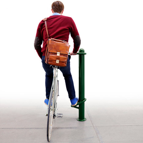 Bikers Rest by Marcus Abrahamsson for Nola