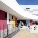 Binissalem School Complex by RipollTizon