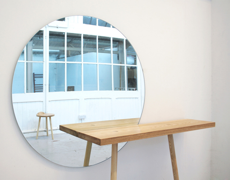 C58 Dressing Table by Florian Schmid