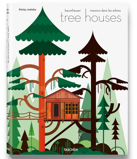 Competition: three copies of Tree Houses to be won