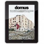 Read Domus magazine on the iPad