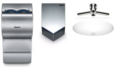 Dyson Airblade Tap by Dyson