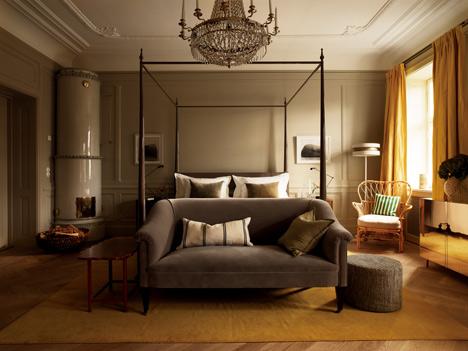 Ett Hem hotel by Studioilse