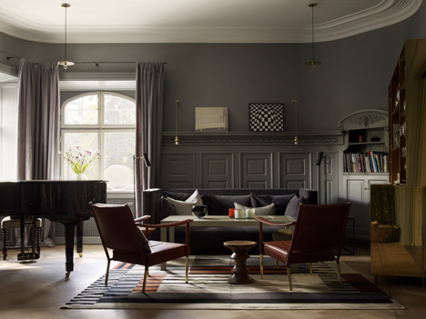 ilse crawford the interior is the life of the building. Black Bedroom Furniture Sets. Home Design Ideas