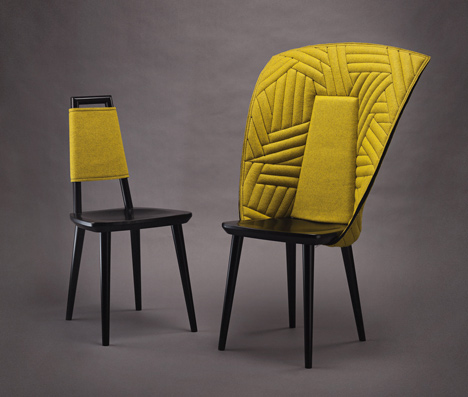 F-A-B chairs by Farg and Blanche