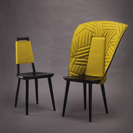 F-A-B chairs by<br /> Färg & Blanche