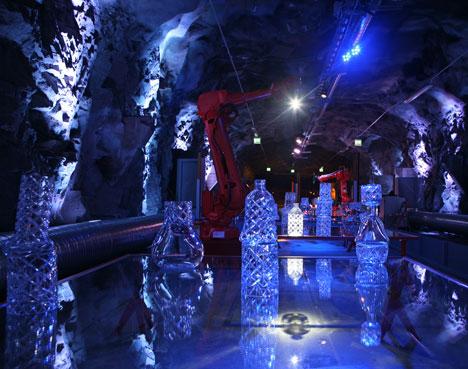 Glass Elephant exhibition at Stockholm Design Week