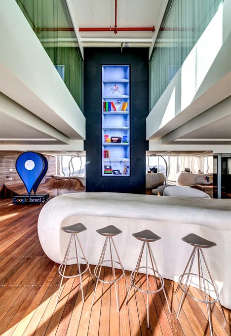 Google Tel Aviv by Camenzind Evolution