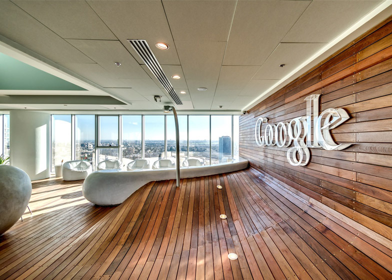 google office tel aviv 31. Dezeen Magazine Google Office Tel Aviv 31 T