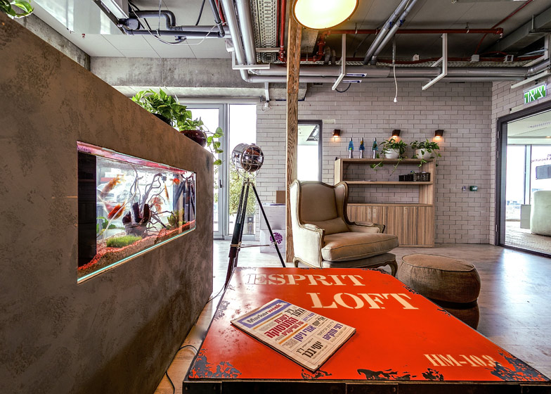 google tel aviv office. Dezeen Magazine Google Tel Aviv Office