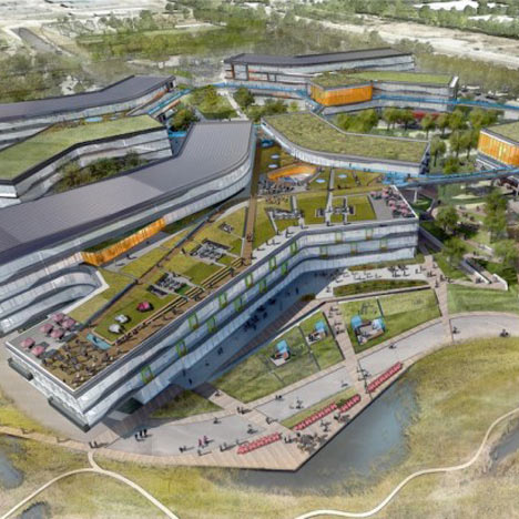 Google plans huge Bay View campus
