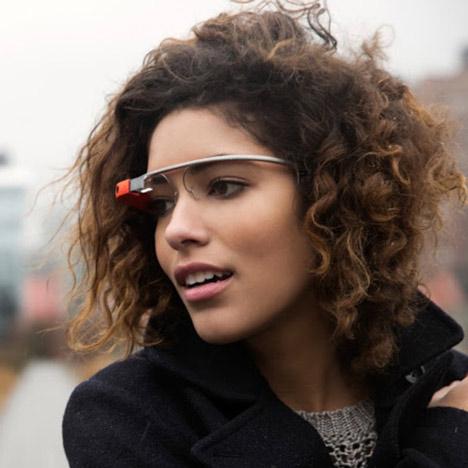 Google unveils Google Glass video preview