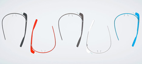 Google unveils Google Glass video preview
