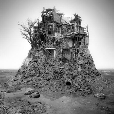 Hyper-collage photography by Jim Kazanjian