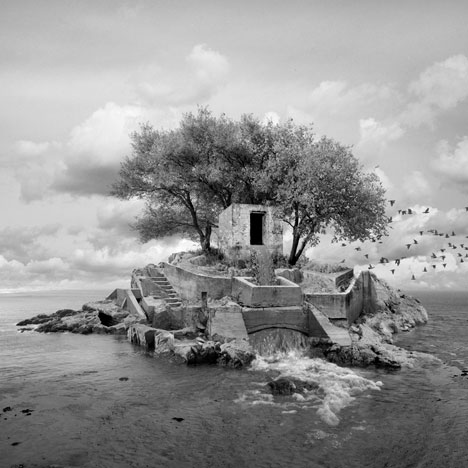Hyper-collage photography by Jim Kazanjian