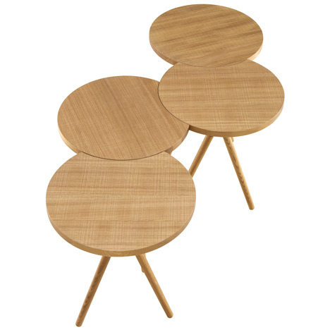 table by Philippine Lemaire for Ligne Roset