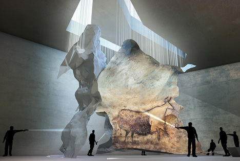 Lascaux IV Cave Painting Centre by Snohetta, Duncan Lewis and Casson Mann