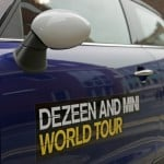 Dezeen and MINI World Tour