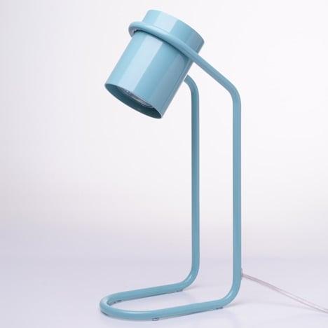 Mini Me lamps by Filip Gordon Frank