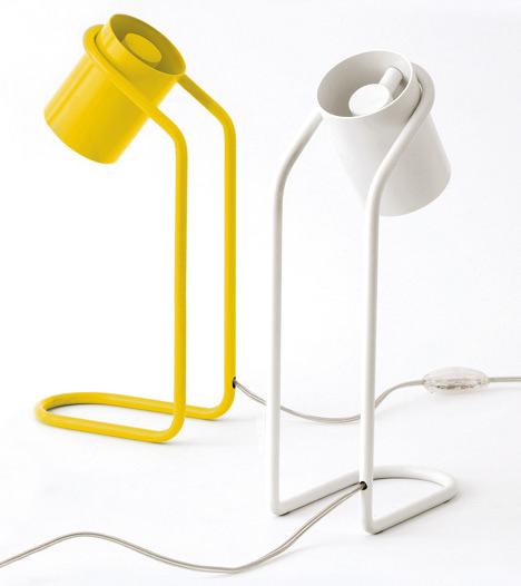Mini Me lamp by Filip Gordon Frank