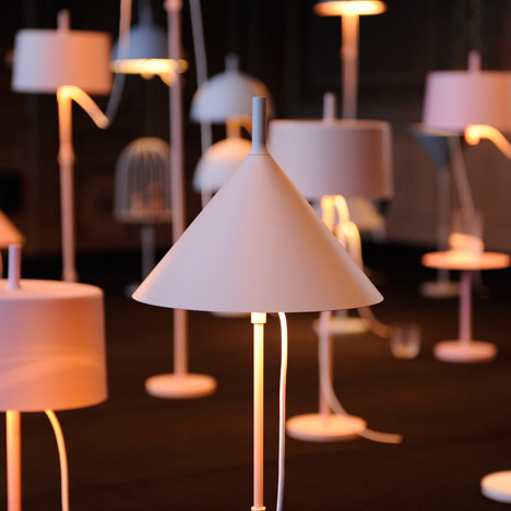 Nendo. Illuminated for Wästberg