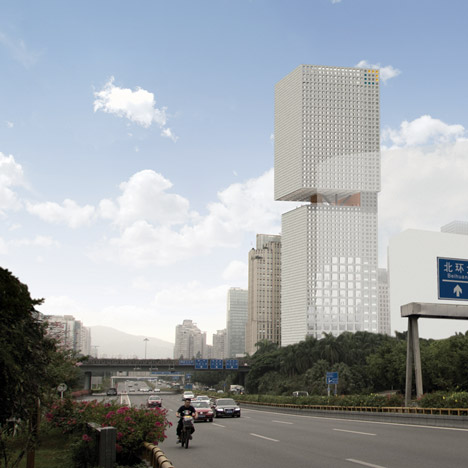 dezeen_OMA wins competition for second Shenzhen skyscraper_2sq
