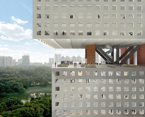 Oma To Design Second Building In Shenzhen