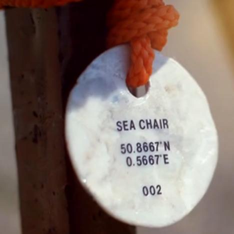 Open Source Sea Chair by Studio Swine