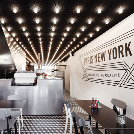 Paris New-York by CUT Architectures
