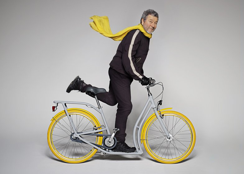Philippe Starck Pibal Bicyclephilippe Starck And Peugeot