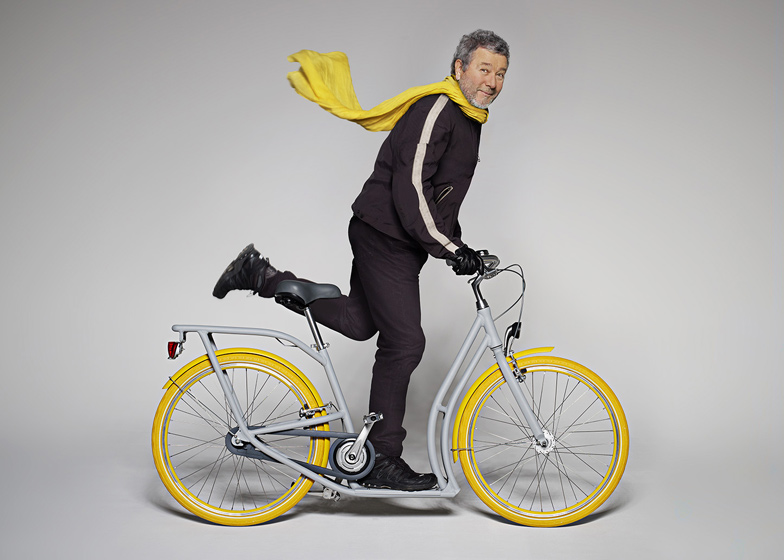 Philipe Stark pibal bicyclephilippe starck and peugeot