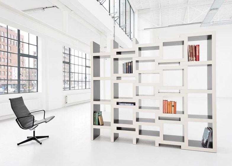 Wonderful REK Bookcase By Reinier De Jong Photo