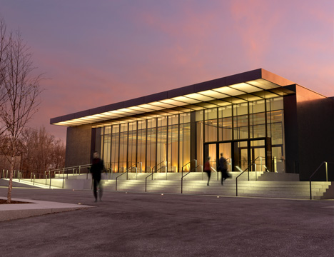 Saint Louis Art Museum East Building by David Chipperfield
