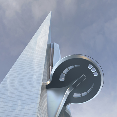 Shard builders chosen for world's tallest tower in Sa