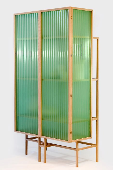 Sine Cabinet by Dik Scheepers