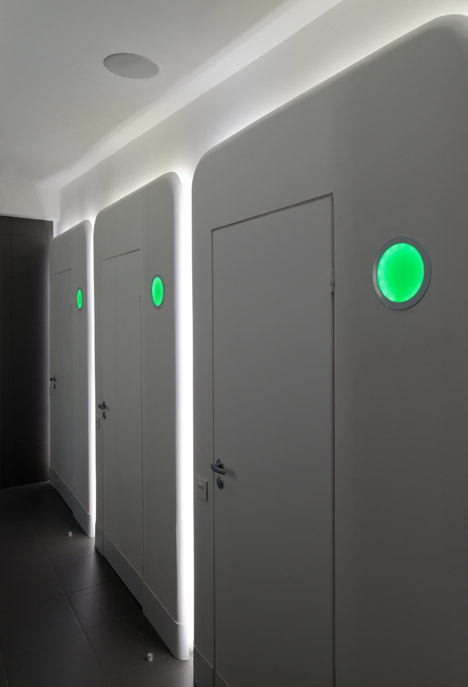 Bathroom Occupied Indicator Light Thedancingparent Com