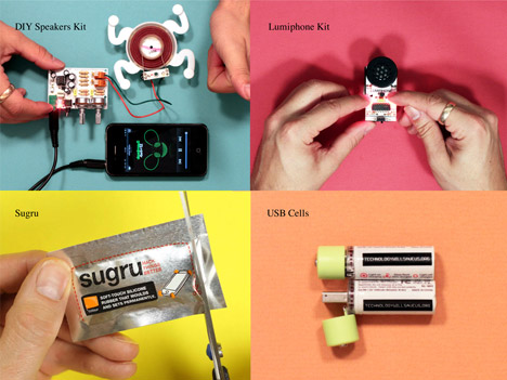 Technology Will Save Us Designed in Hackney Day movie