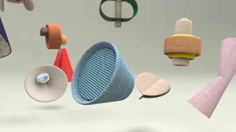 The Wool Parade by Doshi Levien for Kvadrat
