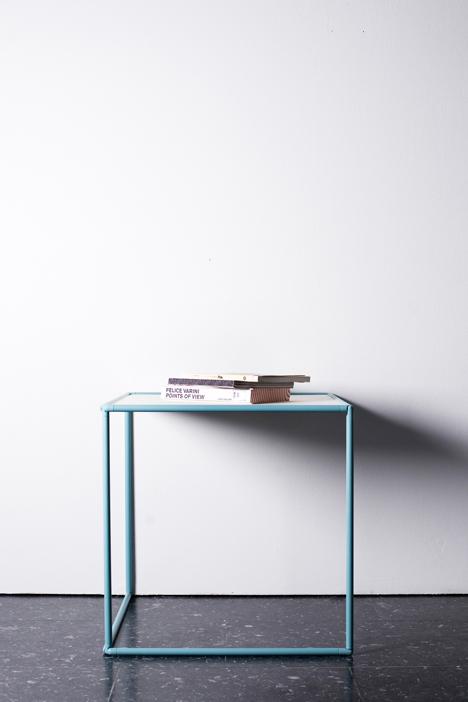 Tilt furniture by Tina Schmid