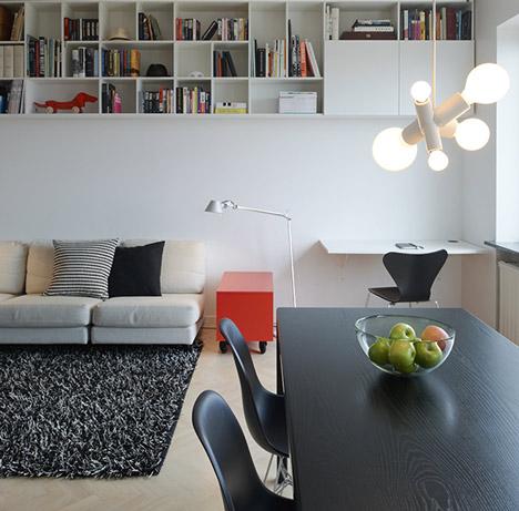 Top Floor Studio by Rotstein Arkitekter