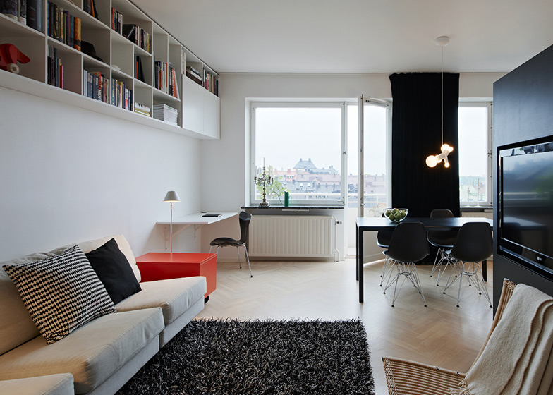 Studio Apartment Renovation top floor studio apartment renovationrotstein arkitekter