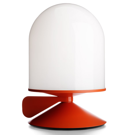 Vinge table lamp by Note for Orsjo Belysning