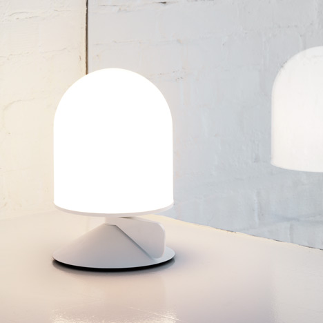 Good Vinge table lamp by Note for Orsjo Belysning